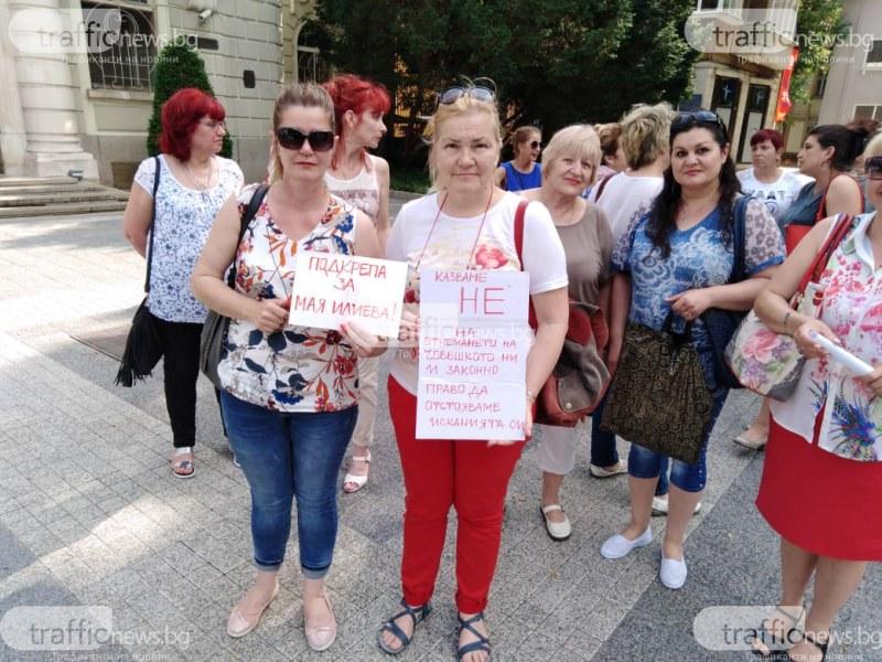 Пловдивските медсестри - отново на протест, заканиха се да блокират изхода на Пазарджик