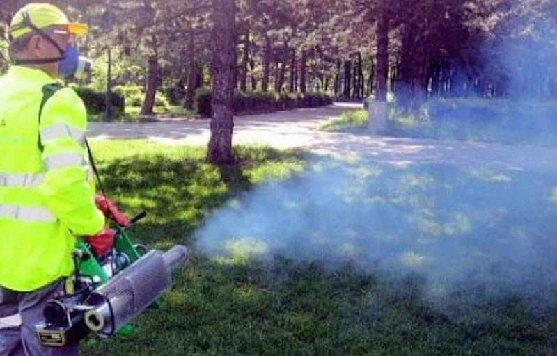 Пръскат отново срещу комари и кърлежи в Пловдив, ето кога
