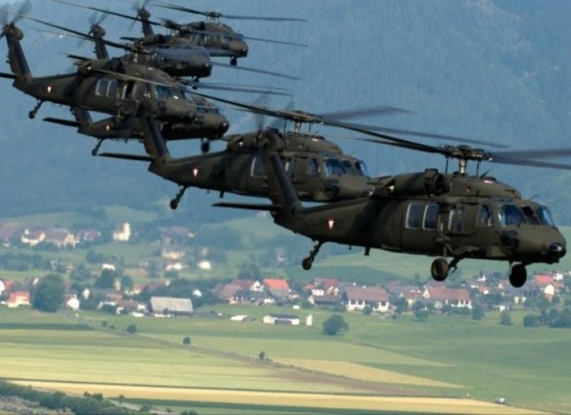 Зрелище в нощното небе: Десант край Пловдив и мащабно военно учение