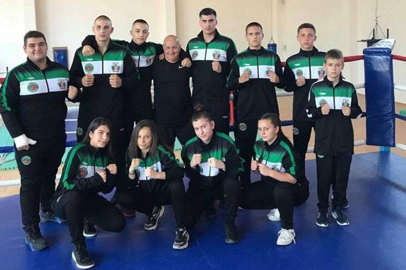 Младите боксьори на БК Първенец с още 5 медала от държавния шампионат