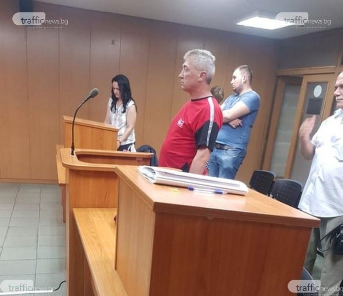 Пет години затвор за рецидивиста на пътя, причинил смъртта на жена край Садово