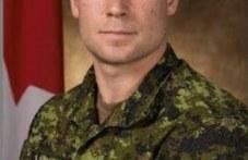 Загиналият парашутист в Чешнегирово е подофицер от Кралската канадска конна артилерия