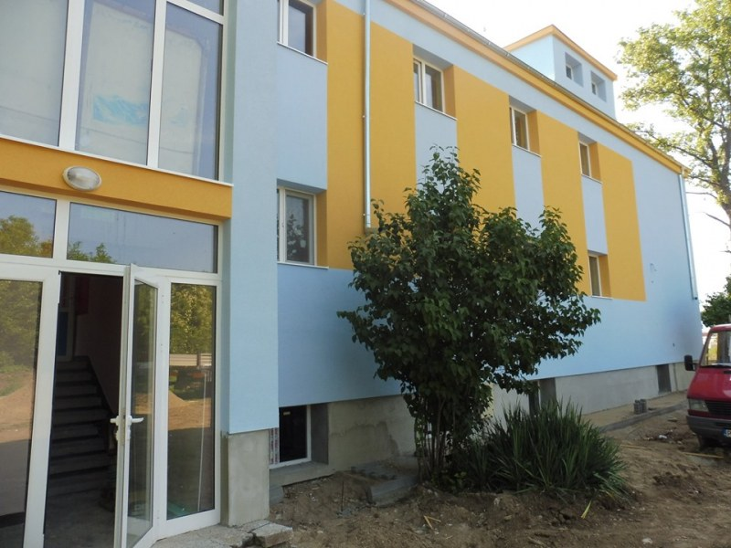 Ремонтът на детската градина в Ново село е на финал