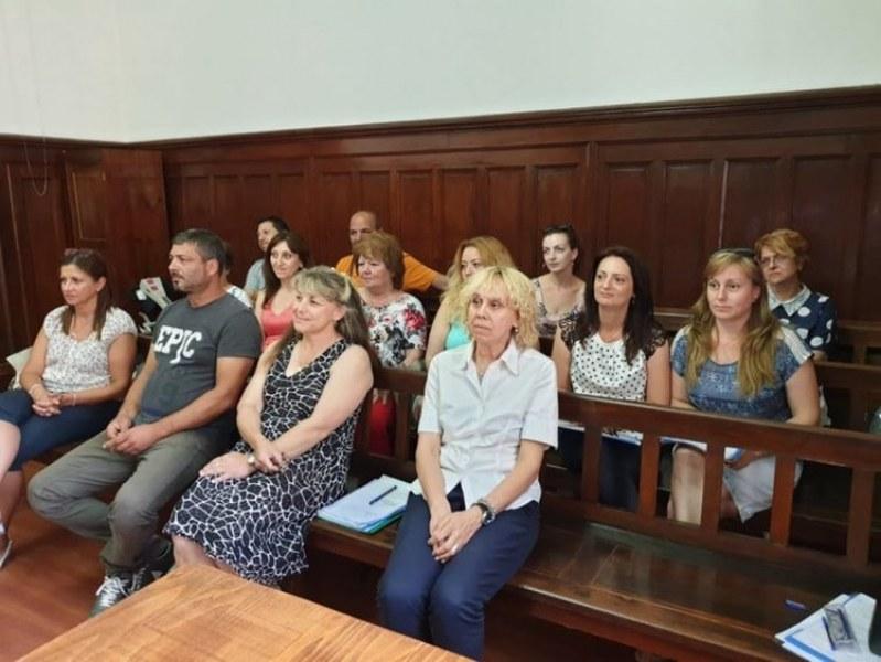 Съдебните заседатели на Първомай - готови за новия мандат