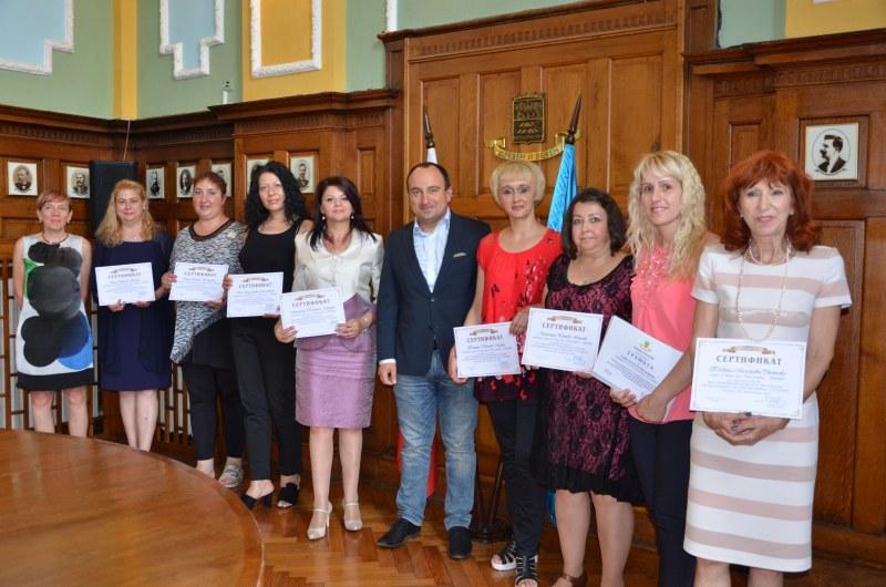За първи път: Ясла в Пловдив ще обучава по метода на Мария Монтесори