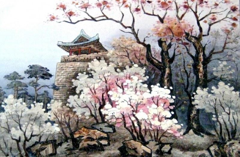 Корейски гоблени и картини от седеф омагьосват сетивата днес в Перущица