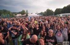 Пороят не помрачи Hills of Rock! Хардлайнерите Disturbed и хиляди фенове разтърсиха Пловдив