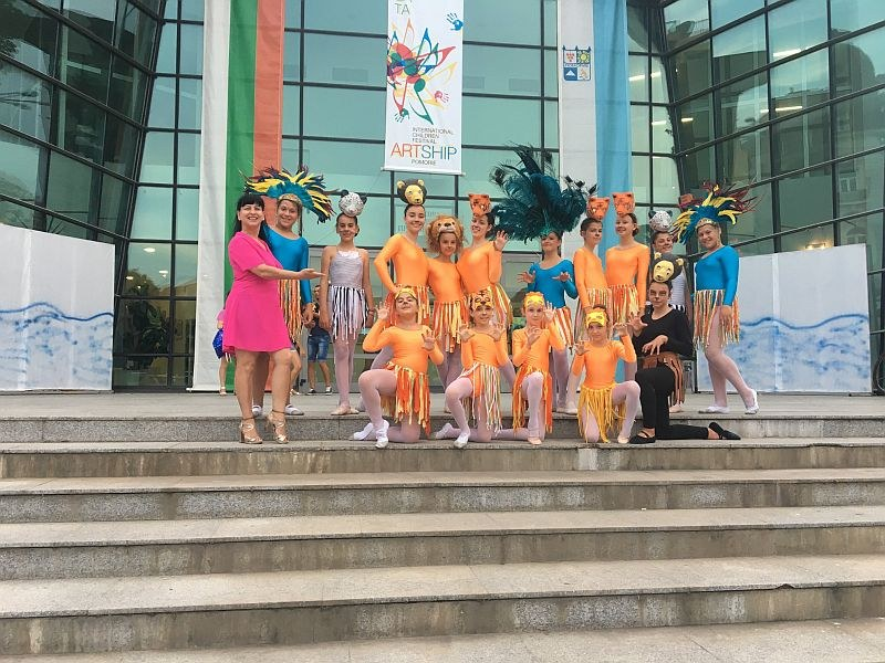 Децата на Стамболийски обраха медалите на морските фестивали СНИМКИ