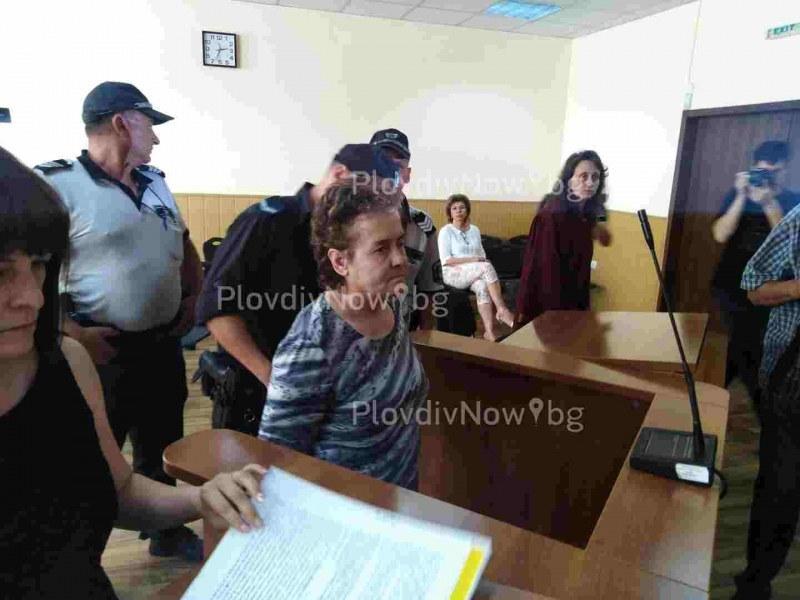 Съдът решава окончателно съдбата на Марияна, убила с нож приятеля си Йордан в Пловдив