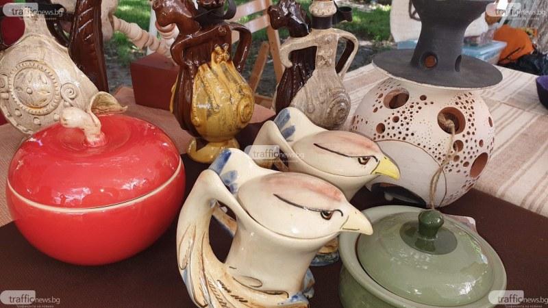 Ден на занаятите събра малки и големи на чаршията в село Първенец