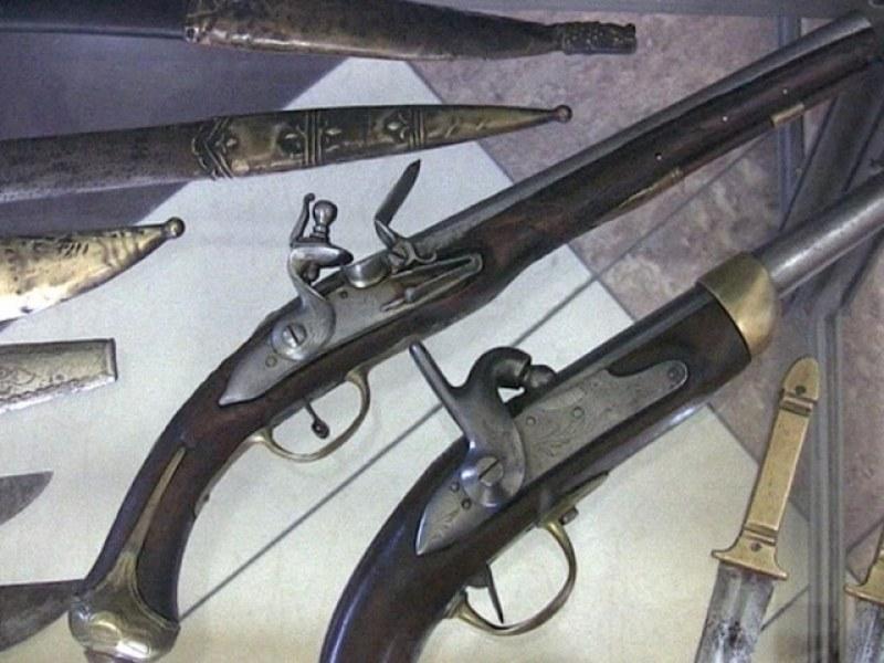 Изложба в Сопот показва оръжията от епохата на Българското освобождение