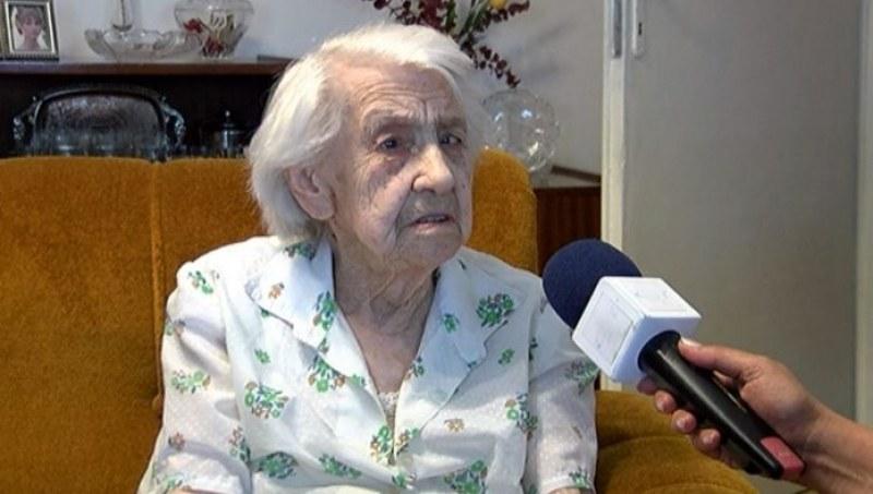 Честит рожден ден! Баба Невена от Асеновград стана на 102 години