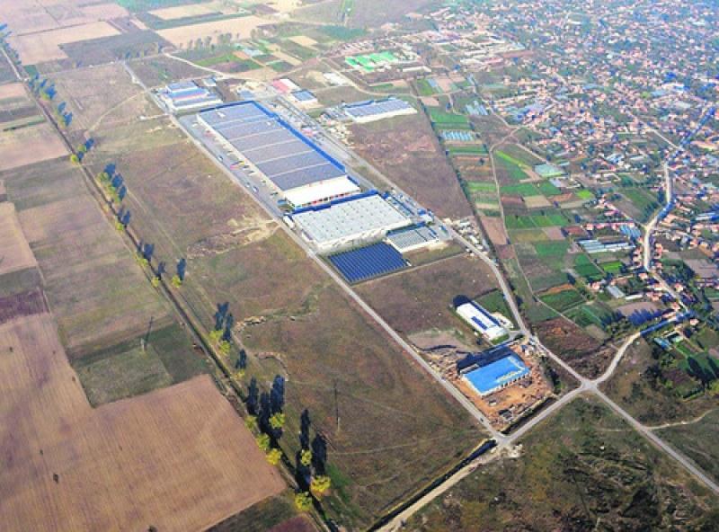 Държавата строи пътища в индустриалната зона край Куклен, очакват се големи инвеститори