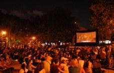 """Кино на открито очаква днес жителите на район """"Тракия"""""""