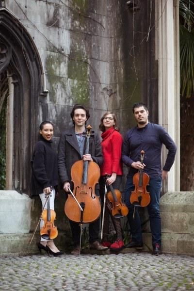Квартет от възпитаници на водещи европейски консерватории с концерт в Балабановата къща