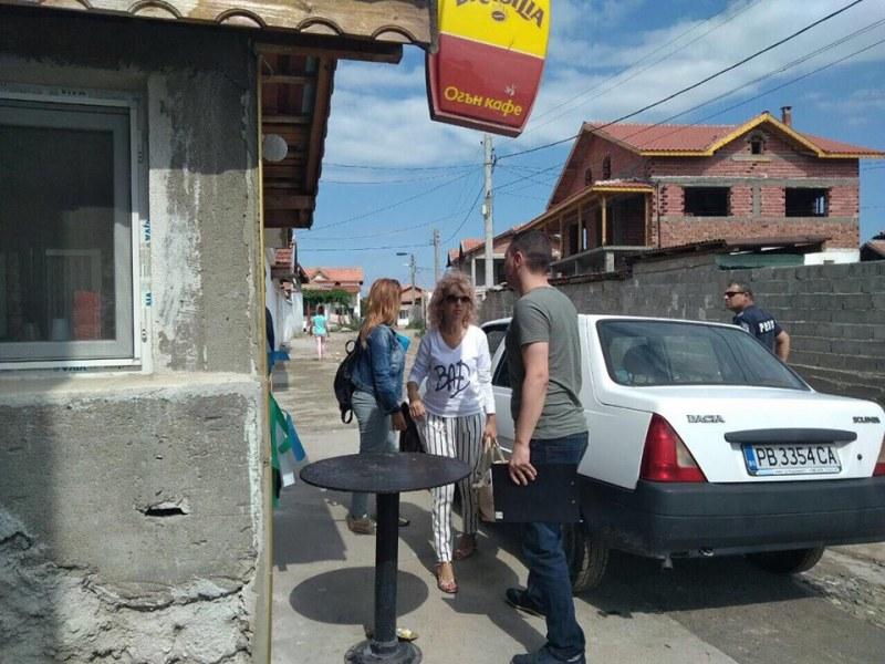 Проверяват ромските махали край Стамболийски за незаконна търговия