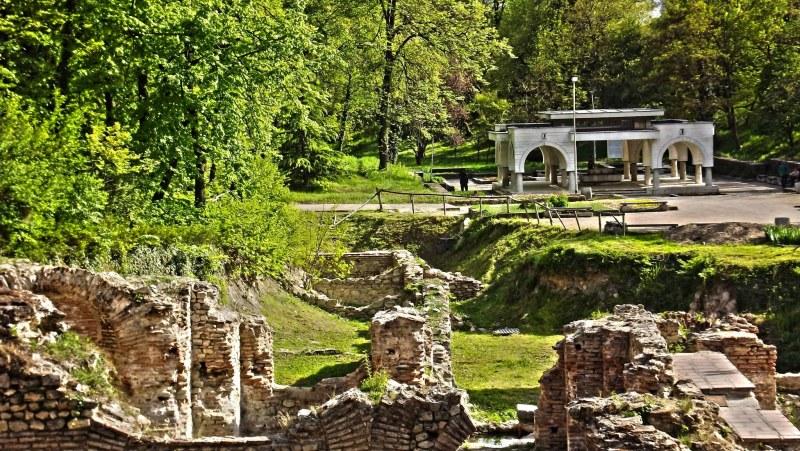Иди и виж! Хисаря - градът на вълшебните води и античната археология