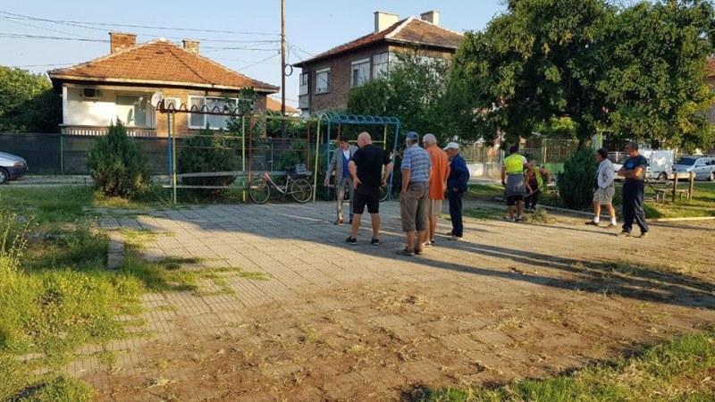 Парк в Стамболийски ще бъде преобразен за 20 дни