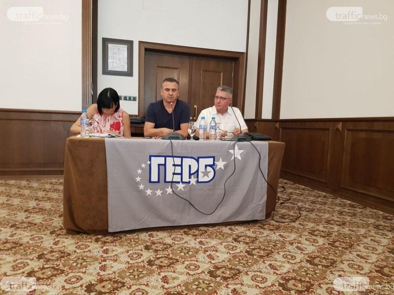 """Номинации за кмет в """"Източен"""": Пълно мнозинство за Тотев, само петима подкрепиха Зико"""