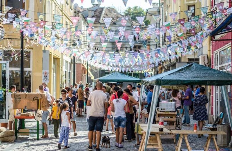 Базар Капана се завръща през септември с над 80 артистични занаятчии от България