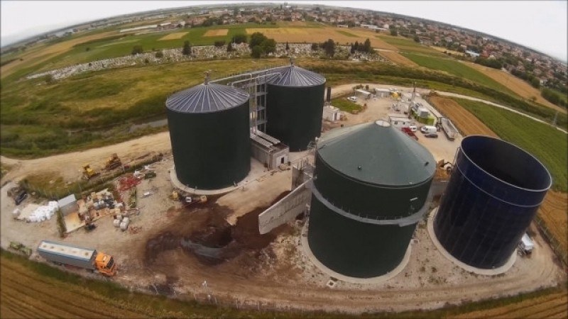 Фалшиви сигнали за дим и миризма от централата за биогаз в село Труд предизвикаха три проверки за 24 часа