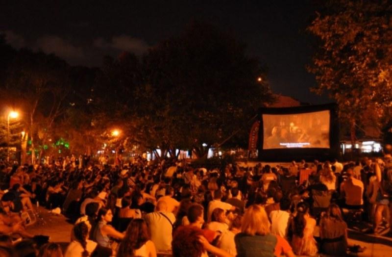 Лятно кино на открито в парка очаква жителите на Тракия и Западен през уикенда