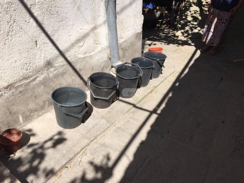 Стотици хора край Първомай лишени от питейна вода от години