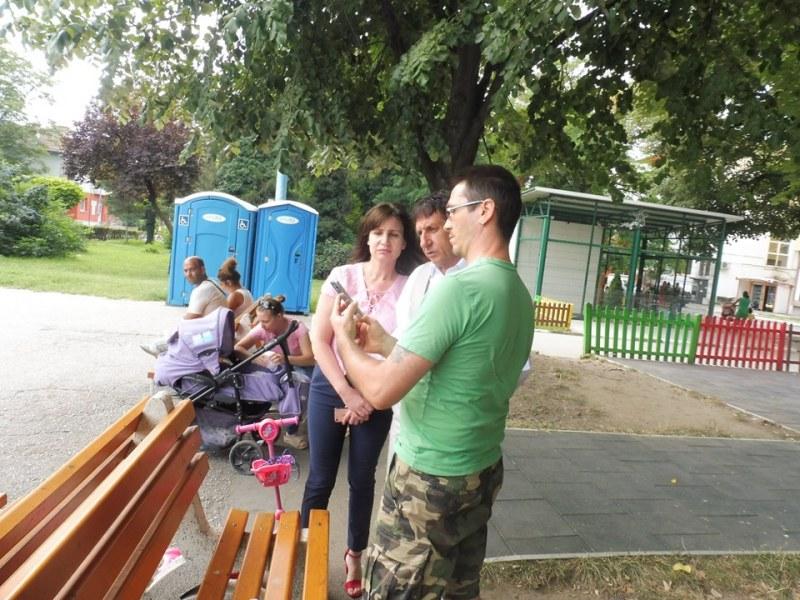 Безплатният WiFi на обществени места в Стамболийски е вече факт