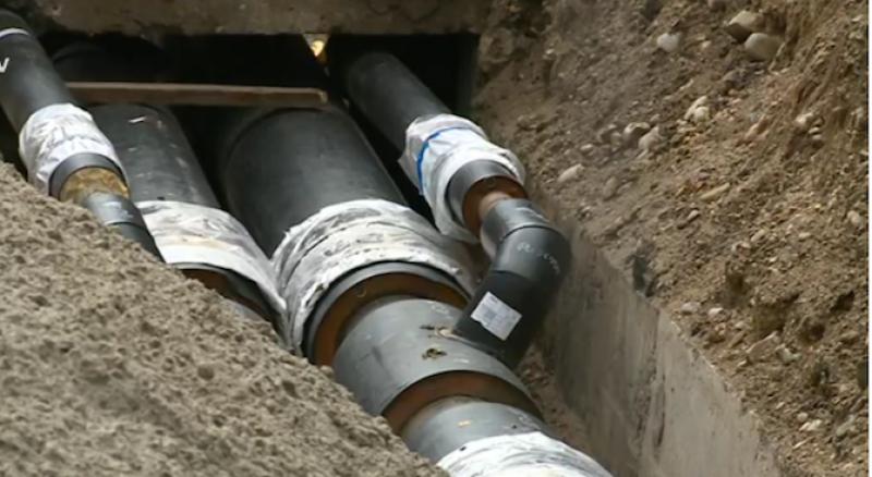 Подменят топлопровод в Тракия, дълъг 270 метра