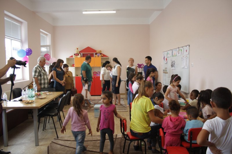 Център за интеграция на ромите отвори врати край Раковски