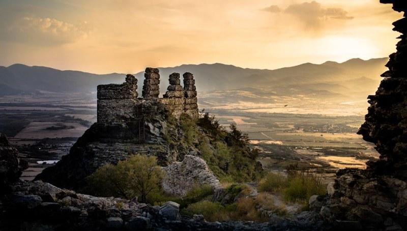 Средновековният град Копсис: Величие, истории, забулени в тайни и потънали в забрава СНИМКИ