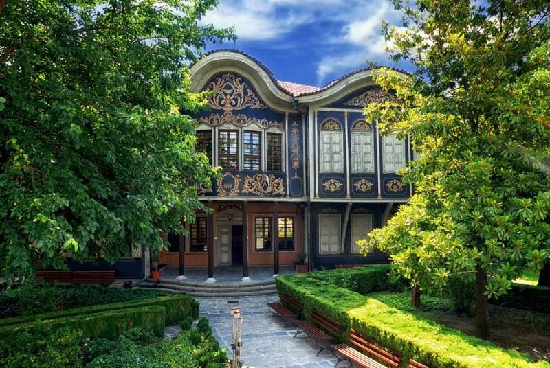 Пловдивски съкровища: Куюмджиевата къща - връх на бароковата архитектура у нас