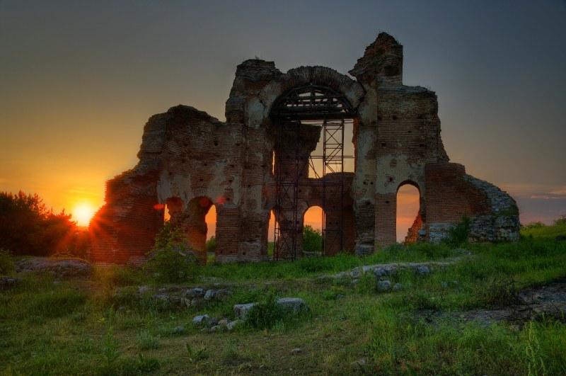Богослужение в Червената църква край Перущица ще почете Богородица