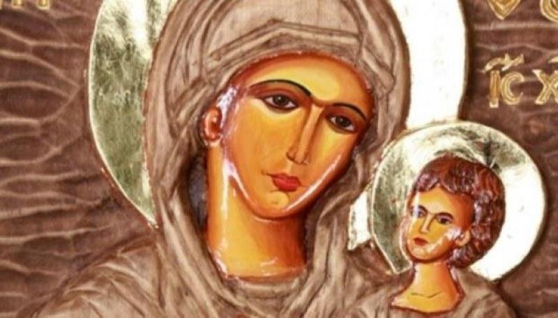 Голяма Богородица е! Да са здрави всички, които носят името на Божията майка!