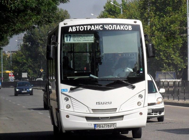 Затварят за движение улица в Тракия до есента, 4 автобуса променят маршрутите си