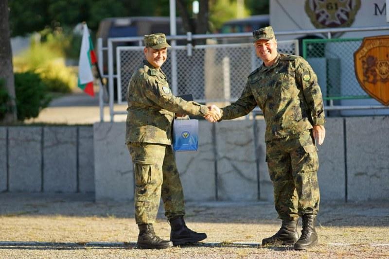 Карловски полковник стана бригаден генерал с указ на Президента