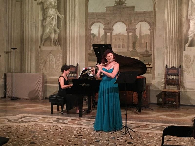 Прочута флейтистка, посланик на италианската музика и град Удине по света, с концерт за Празника на Пловдив