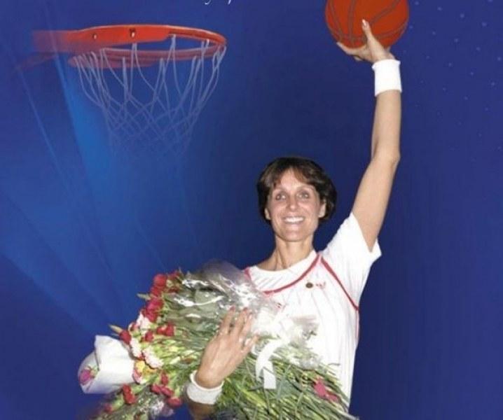 Тъжна вест! Отиде си голямата баскетболистка, карловката Пенка Стоянова