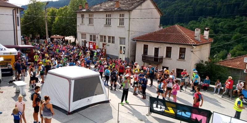"""300 души се включиха в едно от най-красивите планински бягания """"Орехово Ултра 50 км"""""""