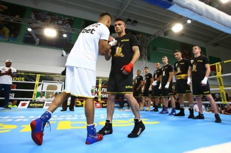 Елитът на българския бокс се събира в Пловдив