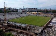 """Подновяват строежа на стадион """"Христо Ботев"""" в Пловдив тази седмица"""