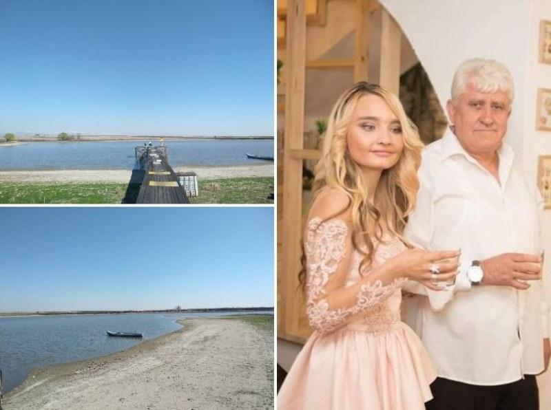 ЧСИ продава язовир край Съединение за 430 хил. лева, собствениците – Верджиния и Николай Костови