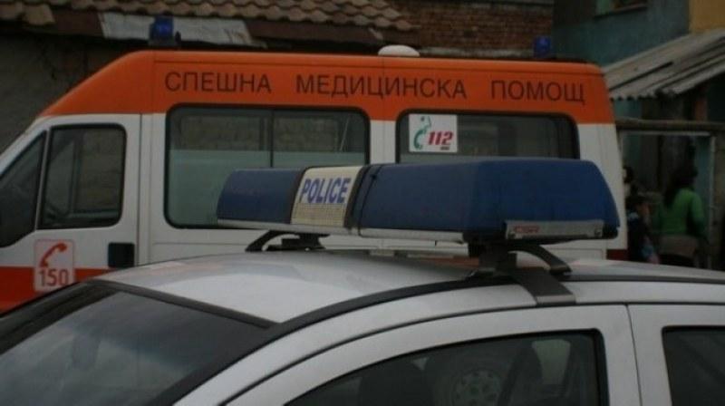 Младеж с Мерцедес удари пешеходка в Пловдив и избяга, жената е с опасност за живота