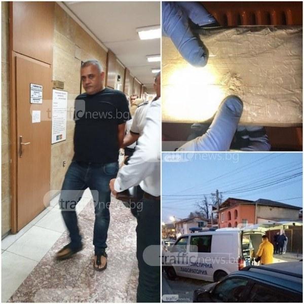 Зад решетките остава дюнерджията, зареждал системно Столипиново с хероин и кокаин