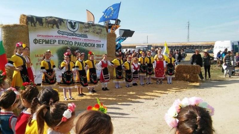 """""""ФармерЕкспо-Раковски 2019"""" отново събира местните производителите на чисти храни, занаятчии и творци"""