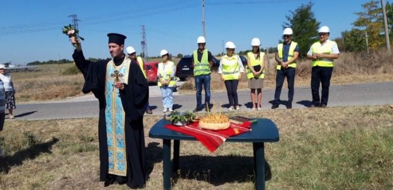 Първа копка даде старт на ремонта на важен пътен участък в Първомайско