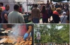 """Алея на сладоледа, вкусна скара и люти чушки изкушават на панаира """"Пловдив мези"""""""