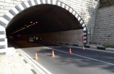 """Затварят тунела """"Кричим"""", обходният маршрут е през Асеновград"""