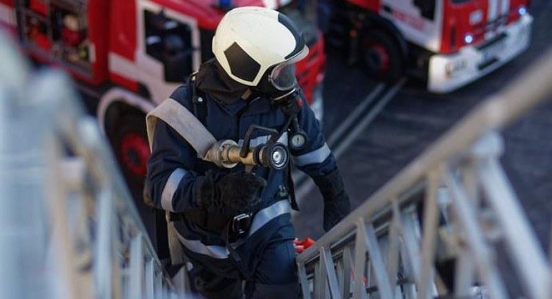 Разковски отбелязва празника на огнеборците, учат младите как да се предпазват и справят с пожарите