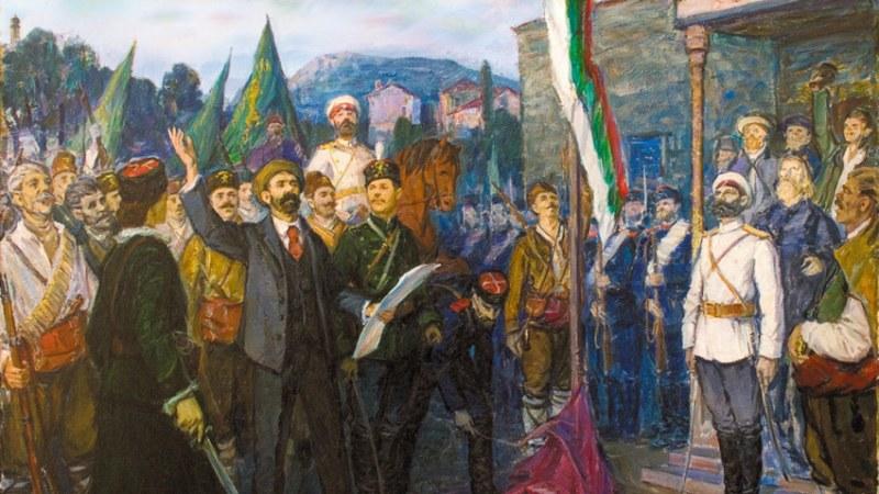 Революцията на Съединението през очите на Иван Вазов